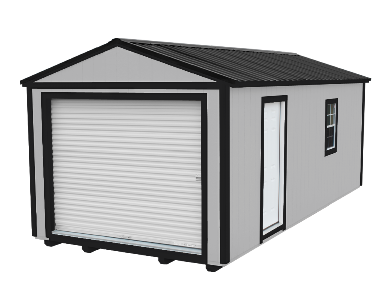 Design your own custom building ez portable buildings for Design my own garage