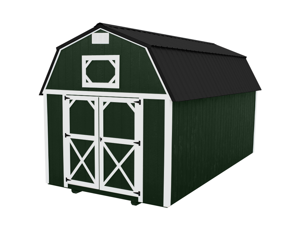 Lofted Barn DESIGN YOUR OWN