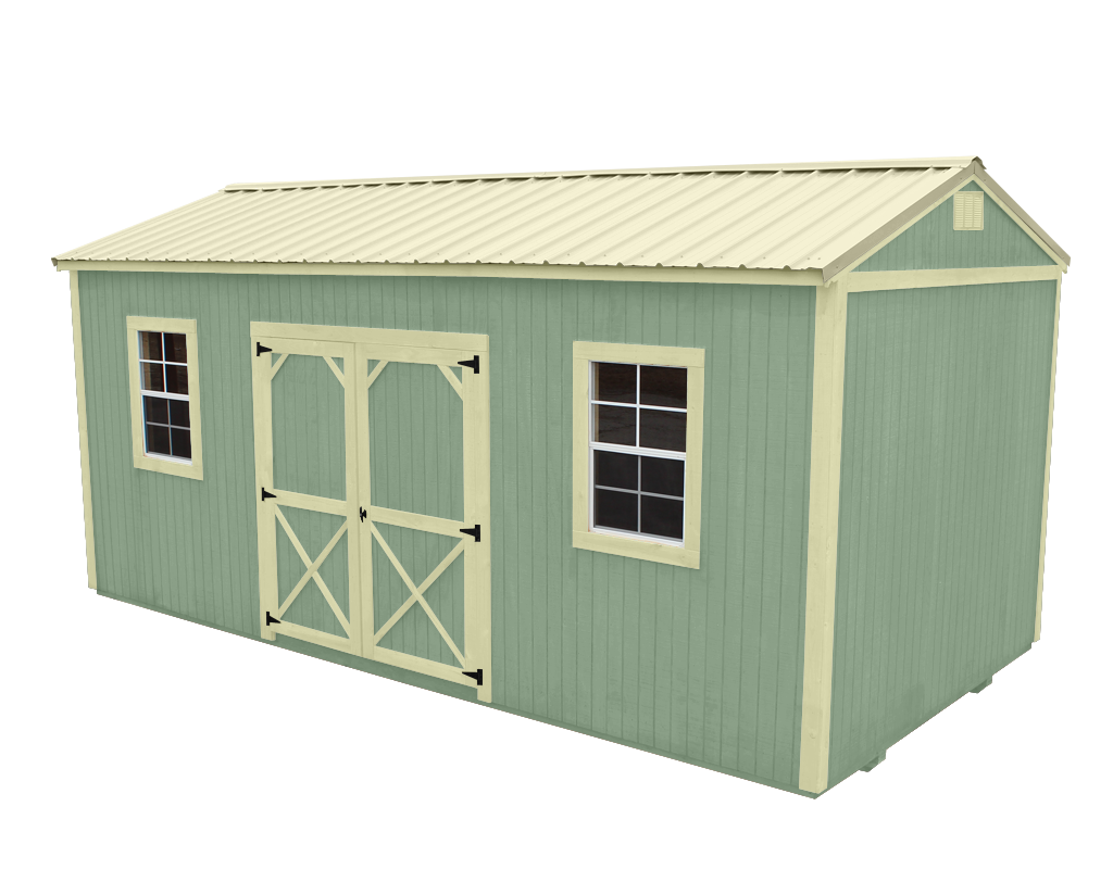 Design your own custom building ez portable buildings for Design and build your own shed