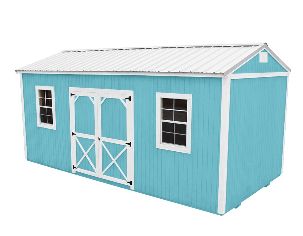 Design Your Own Custom Building Ez Portable Buildings